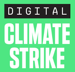 Logo Digital Climate Strike
